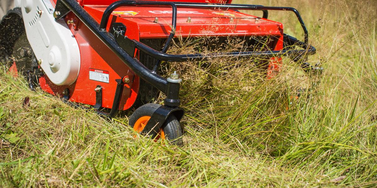 The Benefits of a Good Mulcher Mower - Orec America