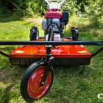 Samurai Walk Behind Brush Cutter - Brush Mower 4