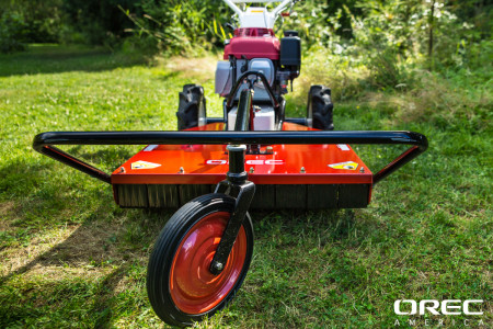 Samurai Walk Behind Brush Cutter - Brush Mower 4
