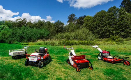 Use your Field and Brush Mowers early and often to take back your fields.