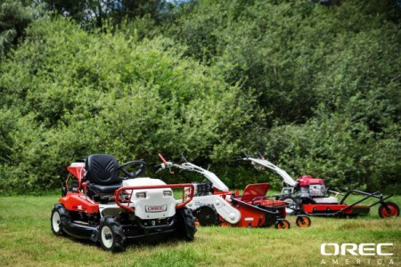 A natural meadow or prairie, like your Orec Brush Cutter, brings beauty and color to your field.