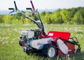 Cyclone Wheel Flail Mower