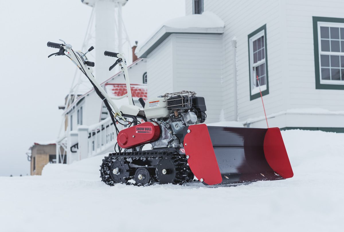 Outdoor Power Equipment - Snow Bull