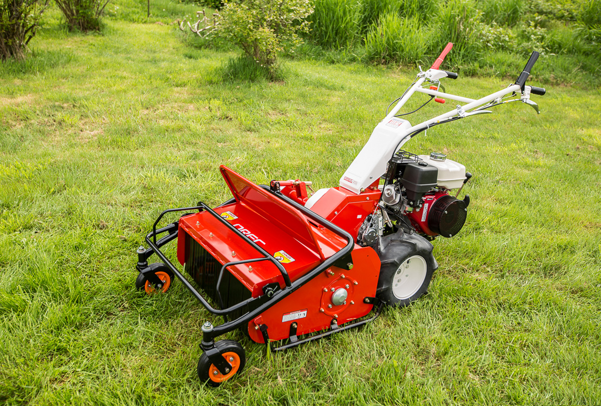 Outdoor Power Equipment - Cyclone Flail Mower