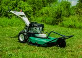 2020 Samurai walk behind brush cutter beauty 40