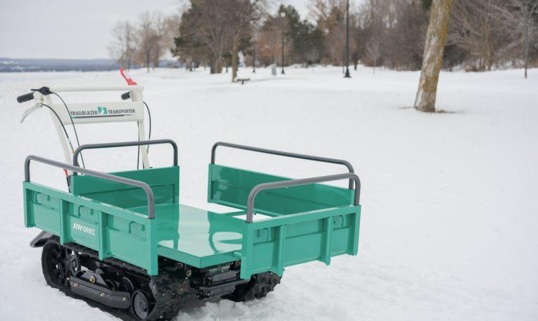 2020 Web winter Trailblazer motorized carrier beauty40
